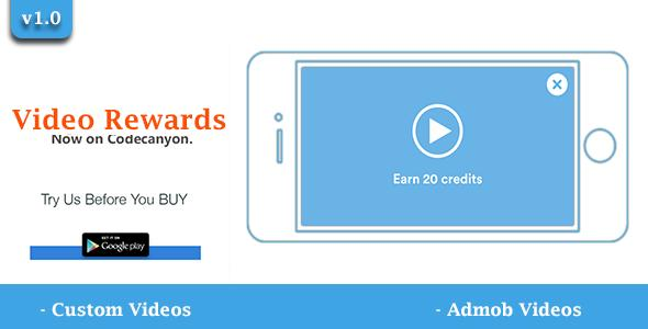 Video Rewards - Watch Videos and Earn Money Android App
